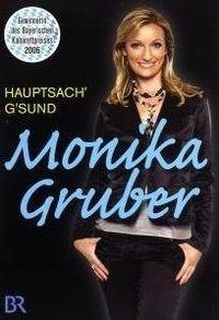 Cover Monika Gruber - Hauptsach' g'sund [DVD]